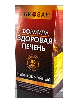 (Л.М.) Чай «Формула Здоровая Печень»