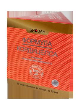 Биогенный комплекс «БИОЗАН ФОРМУЛА КОРДИЦЕПСА»